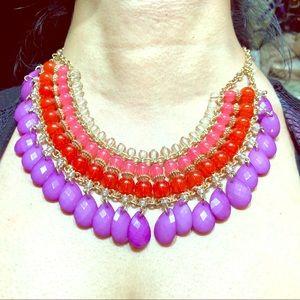 Multi-Layer & Color Boho Necklace